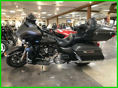 2018 Harley-Davidson Touring Electra Glide® Ultra Limited 2018 Harley-Davidson Touring Electra Glide Ultra Limited Used