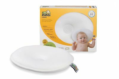 BRAND NEW MIMOS Baby Pillow Prevent or Correct Baby Flat Head Plagiocephaly
