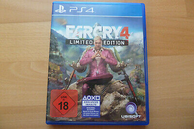 Far Cry 4 Limited Edition PS4 (Sony PlayStation 4)