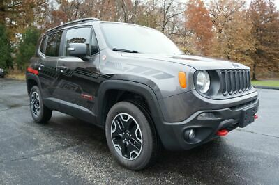 2016 Jeep Renegade Trailhawk 2016 Jeep Renegade Trailhawk 4x4