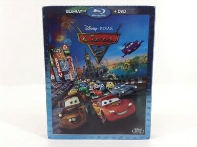 Pelicula Bluray Cars 2 4556763
