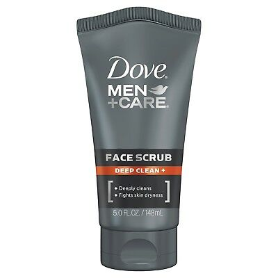 Dove Men+Care Deep Clean+ Face Scrub 5 Fl. Oz.