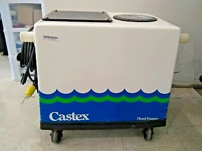 Castex 1001 Flood Pumper