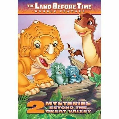 Land Before Time-2 Mysteries Beyond The Great Valley/dvd/buy 4 Items Ship Free