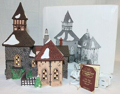 Department 56 Dickens' Village Series The Old Camden Town Church 1996 Production