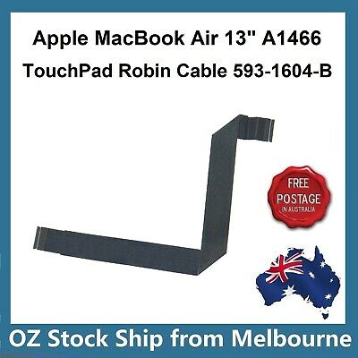 "Apple MacBook Air 13"" A1466  Touchpad Trackpad Cable 2013 2014 2015 593-1604-B"
