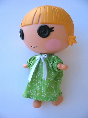 """Clothes for Lalaloopsy Littles 7"""" Doll Nightgown"""