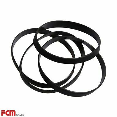 Bulk Pack 50 Plain Black silicone band