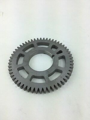 industrial steampunk cast iron gear sprocket lamp Part