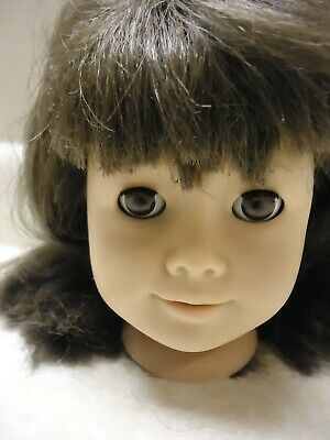 American girl doll Samantha doll head only repair parts tlc replacement