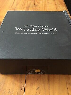 Harry Potter Wizarding World Loot Crate in original box March 2018