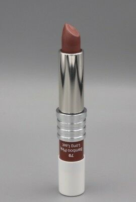 Clinique Long Last Lipstick 79 BAMBOO PINK New in Tester Case .14 oz NWOB