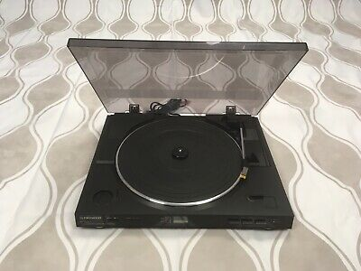 Pioneer Full Automatic Stereo Turntable PL-990