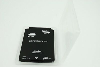 【TOP MINT】 Mamiya YC301 ZD BODY LOW PASS FILTER for Mamiya ZD from Japan #2174