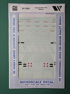 Assorted-Revised Added the PS 4427 Microscale Decal HO  #87-964  Freight Car