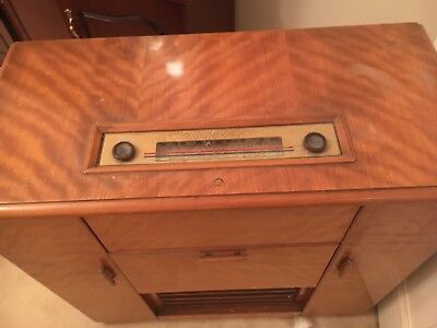 Astor vintage radiogram. Rare Model.  Record Player . Radio . Stereogram.Retro.