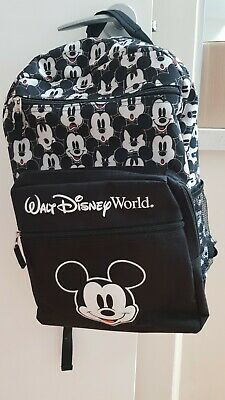 Genuine Mickey mouse backpack in EUC Disney