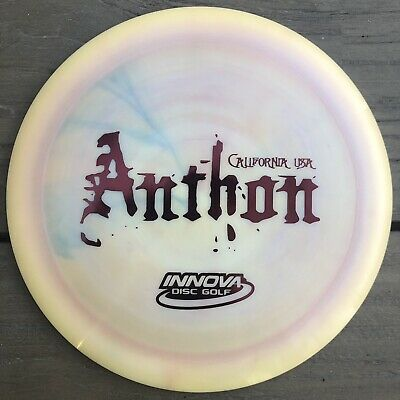 BRAND NEW INNOVA ANTHON SWIRLY STAR BOSS 175g