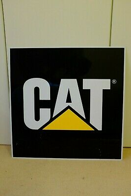 Aluminum Caterpillar Advertising Sign