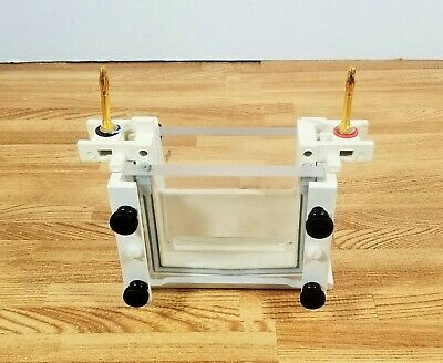 Bio-Rad Mini-PROTEAN II Cooling Core & Clamp Assembly Gel Electrophoresis 1 of 2