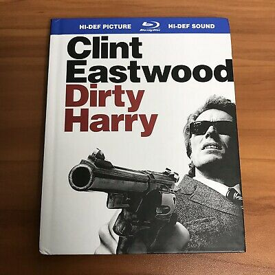 Dirty Harry Digibook (Blu-ray Disc, 2008)