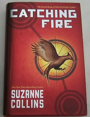 SUZANNE COLLINS  - CATCHING FIRE - 1st US EDITION SEPT.2009