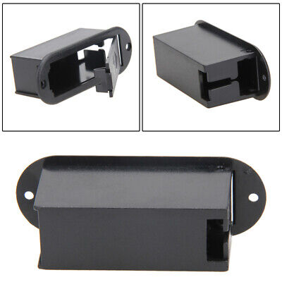 9V Battery Cover Case holder box Compartment for Guitar Bass No Terminal Accesso