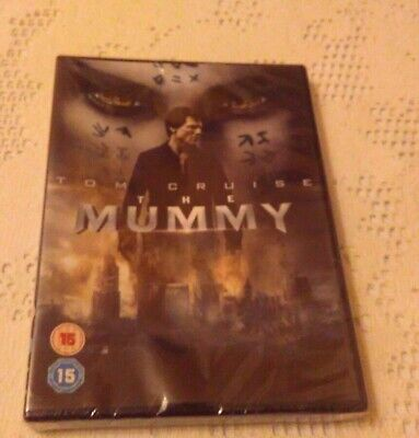 The Mummy DVD - New and Sealed Fast and Free Delivery
