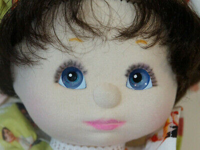 Mattel My Child Doll - Brunette- Blue Eyes - Please Read