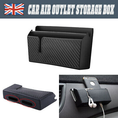 NEW Cars Universal Accessories Phone Organizer Bag Charging Hole Easy to Charge
