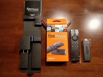 Amazon Fire TV Stick (2. Generation) mit Alexa-Sprachfernbedienung