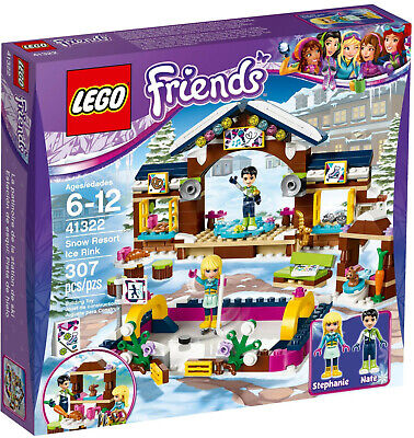Lego Friends Christmas Sets.Spielzeug New Lego Friends Naomi S Winter Skating Day