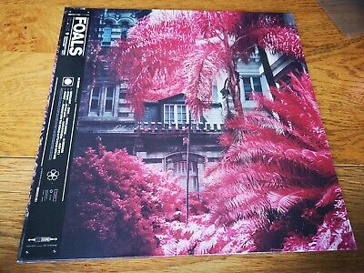 "NEW Foals Everything Not Saved Will Be Lost (Part 1) Gatefold 12"" Vinyl LP"