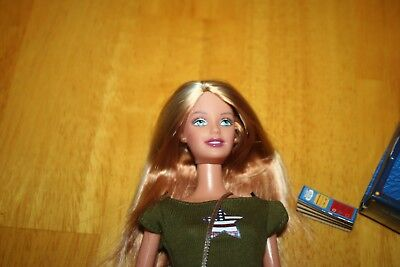 2002 Adventure Route 66 Barbie Doll Kmart Special Edition-NO BOX-Never Played Wi