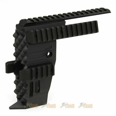 Swordfish P90 Alloy Front Kit for Marui Classic Army KingArms JG Airsoft AEG