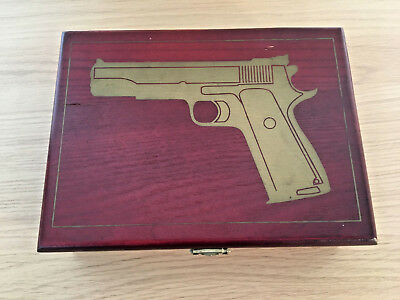 The Godfather Trilogy Limited Edition Collectors Wooden Box Set - Australian Edn