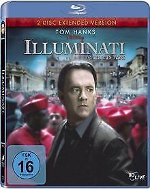Illuminati - Extended Version (2 Discs , Amaray) [Blu-ray] ... | DVD | état neuf