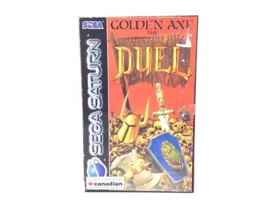 Golden Axe The Duel Sega Sega Saturn 4558715