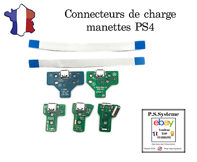 Connecteur de charge manette PS4 jds011-jds001-jds030-jds040-jds055