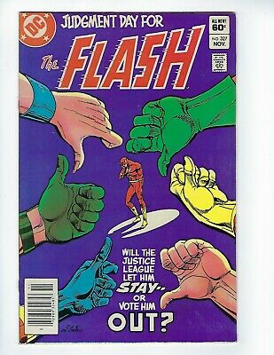 FLASH # 327 (GRODD app. NOV 1983), FN+