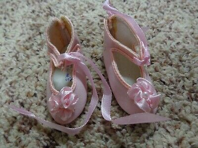PINK NEW IN ORIGINAL PKG ++STYLE 50++ VINTAGE BYRON DOLL SHOES
