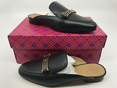 251ea3d08672 TORY BURCH SIZE 9 Amelia Backless Loafer Shoes Style 52125 Perfect ...