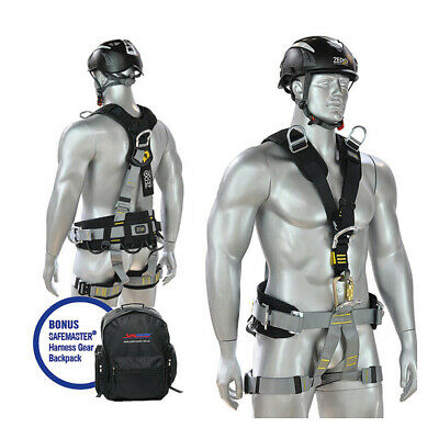 ZERO PLUS Works Abseil/Rescue Harness