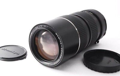 [Excellent ++] Mamiya 645 Sekor ULD C 105-210mm f/4.5 Telephoto Zoom Lens Japan
