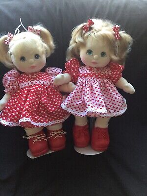 My Child Doll Dress Sets. 2 Of Hearts. No Dolls  (Two Sets.)