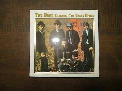 The Band - Crossing The Great Divide ~ Scorpio STUNNING 3cd (Levon Helm, et all)
