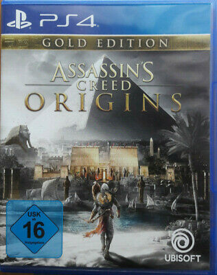 PS4 Playstation 4 Spiel Assassin's Creed Origins (Sony PlayStation 4, 2017)