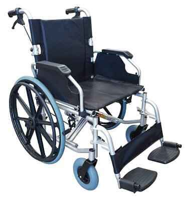 "Wheelchair Heavy Duty 20"" (50cm seat) Lightweight"