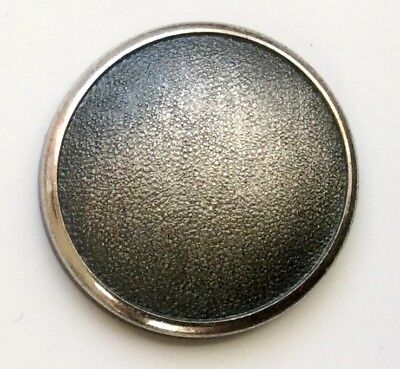 PLAIN DOMED Antique SILVER  Holland & Sherry Blazer Buttons  Gift for Men
