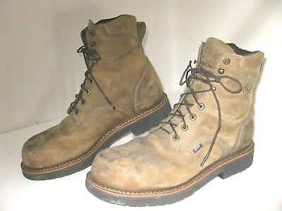 4e3368488b9 JUSTIN WORK BOOTS 446 10
